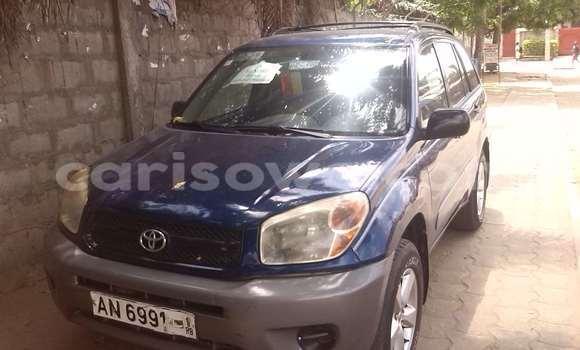 Acheter Occasion Voiture Toyota RAV4 Bleu à Cotonou, Benin