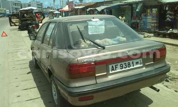 Acheter Occasion Voiture Mitsubishi Lancer Marron à Allada, Benin