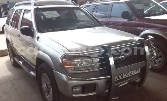 Acheter Occasion Voiture Nissan Pathfinder Gris à Cotonou au Benin