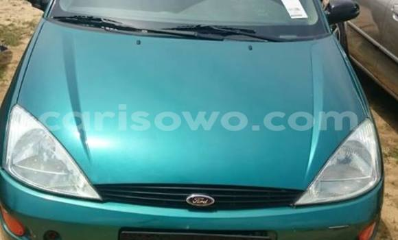 Acheter Neuf Voiture Ford Focus Vert à Cotonou, Benin