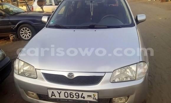 Acheter Occasion Voiture Mazda 323 Gris à Cotonou, Benin