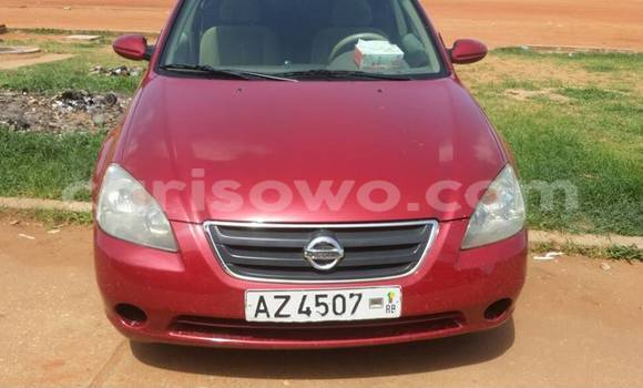 Acheter Occasions Voiture Nissan Altima Rouge à Cotonou au Benin