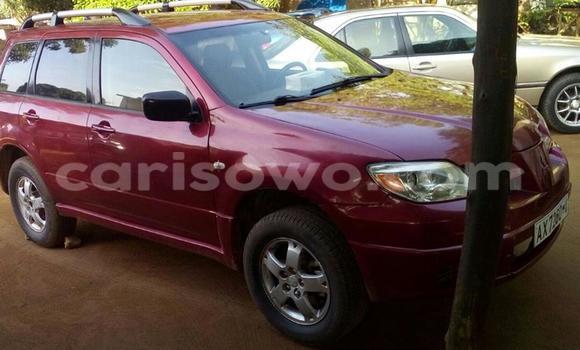 Acheter Occasion Voiture Mitsubishi Montero Sport Noir à Cotonou au Benin
