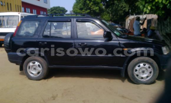 Acheter Occasion Voiture Honda CR-V Noir à Cotonou au Benin