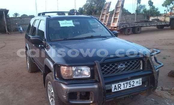 Acheter Occasion Voiture Nissan Pathfinder Noir à Abomey Calavi, Benin