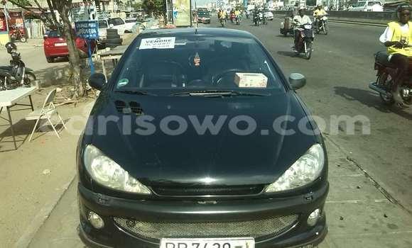 Acheter Occasions Voiture Peugeot 607 Noir à Savalou au Benin