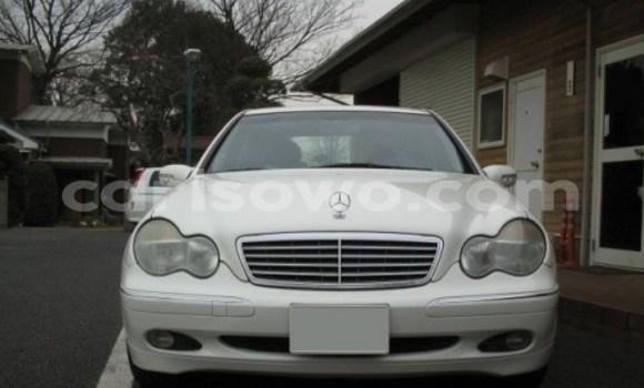 Acheter Occasion Voiture Mercedes-Benz C–Class Blanc à Cotonou, Benin