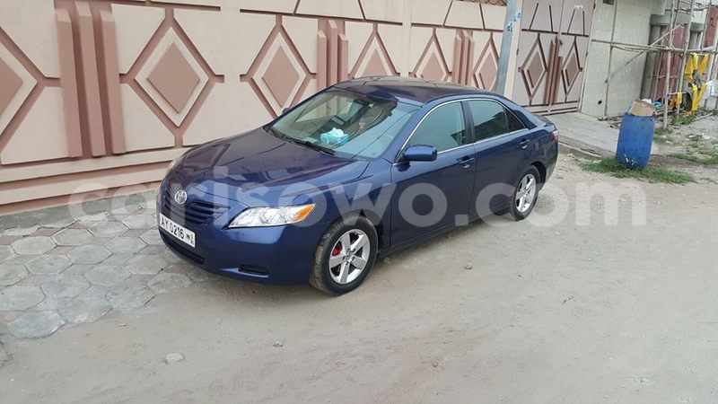 Buy Used Toyota Camry Blue Car In Cotonou In Benign Carisowo