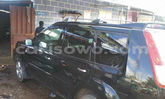 Acheter Occasion Voiture Nissan X-Trail Noir à Cotonou au Benin