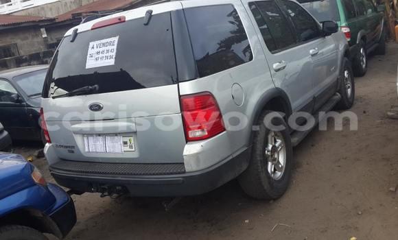 Acheter Occasion Voiture Ford Focus Gris à Savalou, Benin