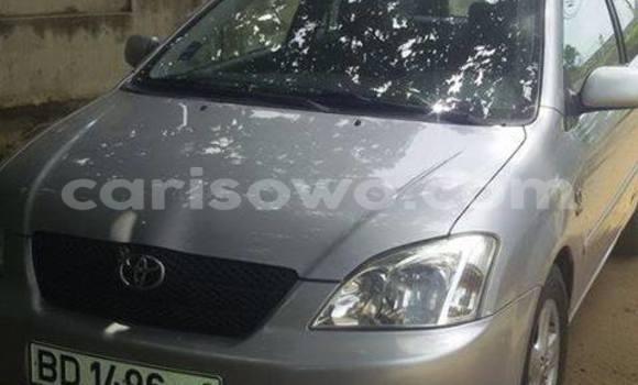 Acheter Occasion Voiture Toyota Corolla Gris à Cotonou, Benin