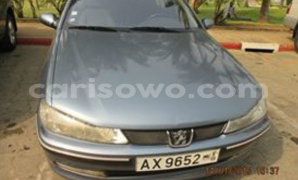 Acheter Occasion Voiture Peugeot 406 Noir à Cotonou au Benin