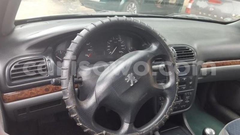 Big with watermark peugeot 406 grise annee 2001 2