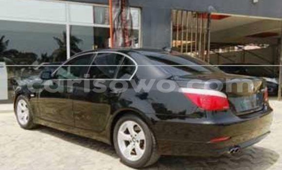 Acheter Neuf Voiture BMW 5–Series Noir à Cotonou, Benin