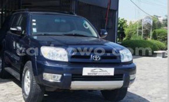 Acheter Neuf Voiture Toyota 4Runner Noir à Cotonou au Benin