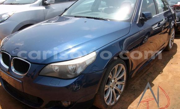 Acheter Occasion Voiture BMW 5-Series Noir à Cotonou au Benin