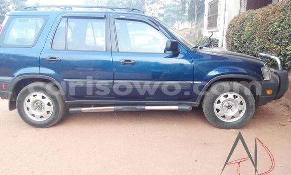 Acheter Occasion Voiture Honda CR-V Bleu à Cotonou au Benin
