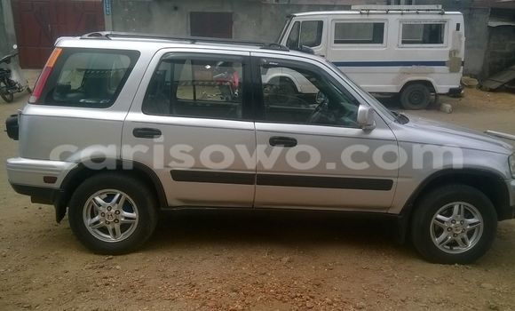 Acheter Occasion Voiture Honda CR-V Gris à Porto Novo au Benin