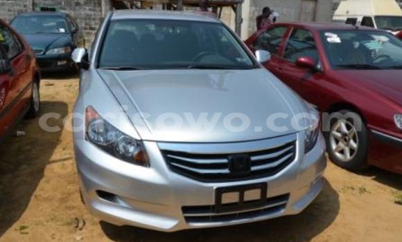 Acheter Occasion Voiture Honda Civic Gris à Porto Novo au Benin