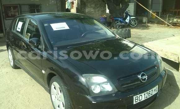 Acheter Occasions Voiture Opel Vectra Noir à Cotonou au Benin