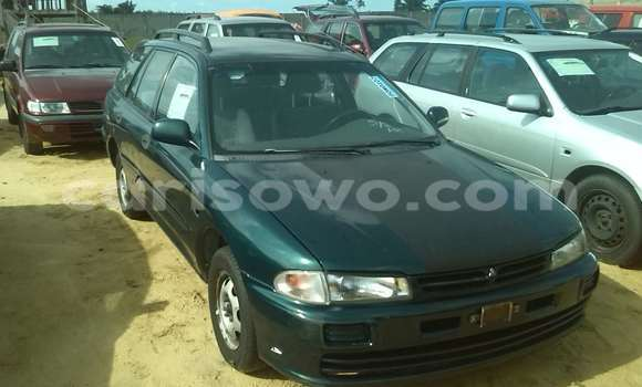 Acheter Occasion Voiture Mitsubishi Lancer Vert à Porto Novo au Benin