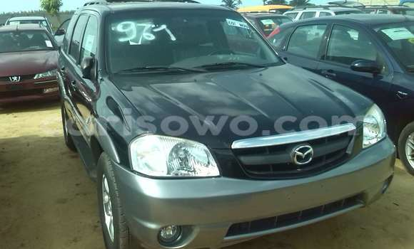 Acheter Occasion Voiture Mazda Tribute Noir à Porto Novo au Benin
