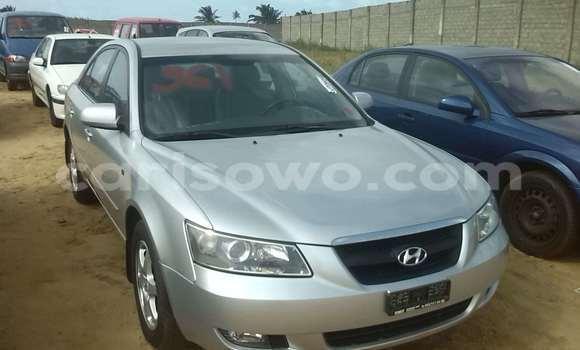 Acheter Occasion Voiture Hyundai Sonata Gris à Porto Novo, Benin