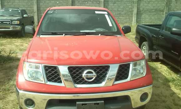 Acheter Occasion Voiture Nissan Frontier Rouge à Porto Novo, Benin