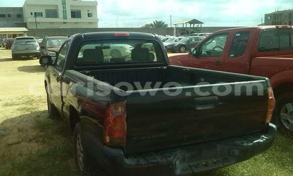 Acheter Occasion Voiture Toyota Tacoma Noir à Porto Novo, Benin