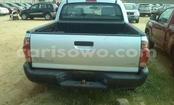 Acheter Occasion Voiture Toyota Tacoma Gris à Porto Novo, Benin