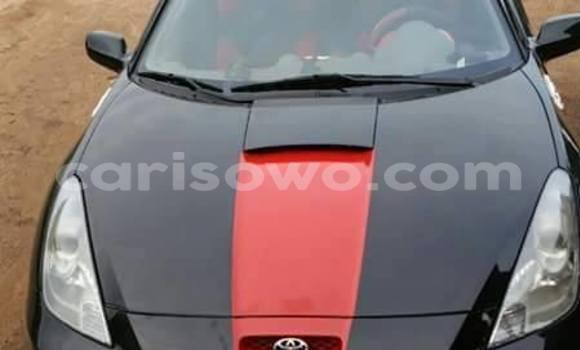 Acheter Occasions Voiture Toyota Corsa Noir à Cotonou au Benin