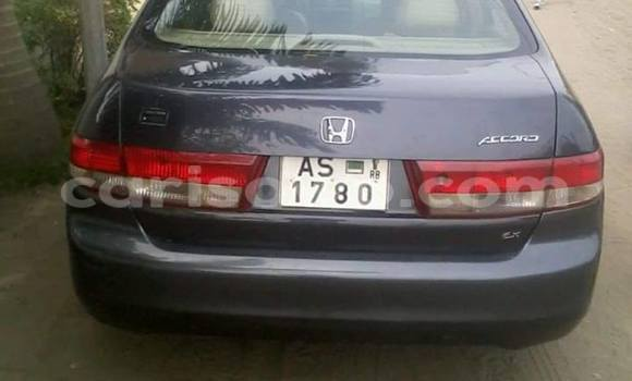 Acheter Occasion Voiture Honda Accord Autre à Cotonou au Benin