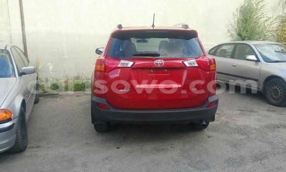 Acheter Neuf Voiture Toyota RAV4 Rouge à Cotonou, Benin