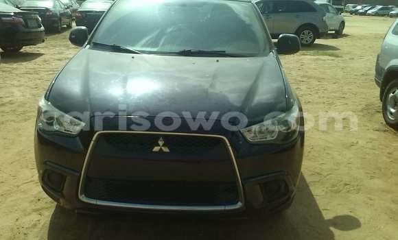 Acheter Occasion Voiture Mitsubishi Outlander Noir à Porto Novo au Benin