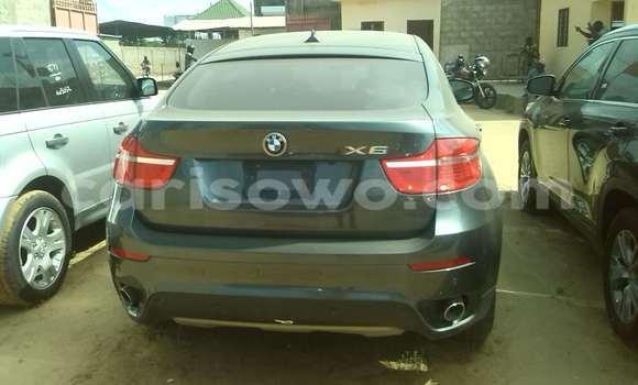 Acheter Occasions Voiture BMW X6 Marron à Porto Novo au Benin
