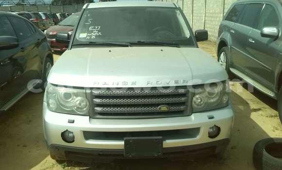Acheter Occasion Voiture Land Rover Range Rover Gris à Porto Novo, Benin