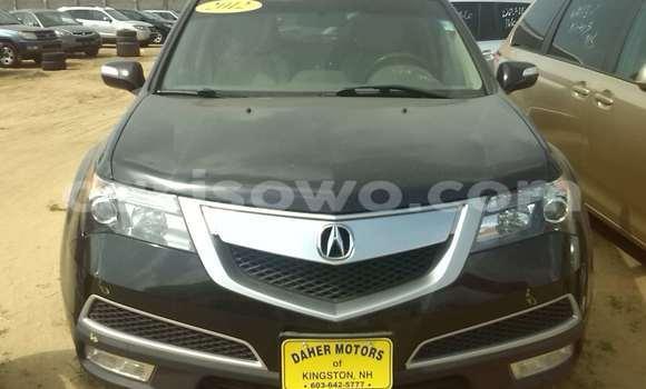 Acheter Occasion Voiture Acura MDX Noir à Porto Novo, Benin
