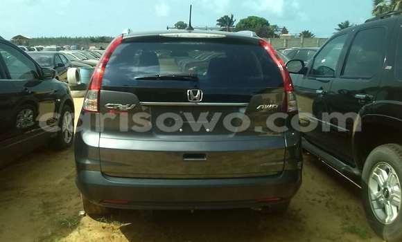 Acheter Occasion Voiture Honda CR-V Noir à Allada au Benin