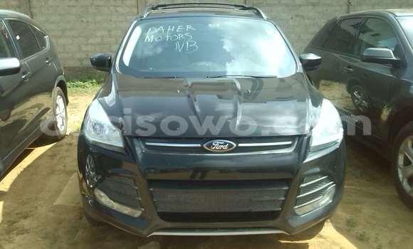 Acheter Occasions Voiture Ford Escape Noir à Porto Novo au Benin