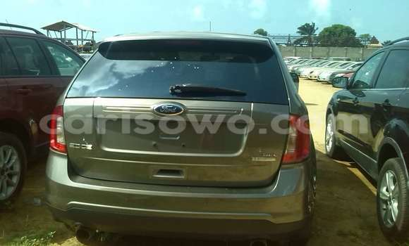 Acheter Occasion Voiture Ford Edge Marron à Porto Novo au Benin