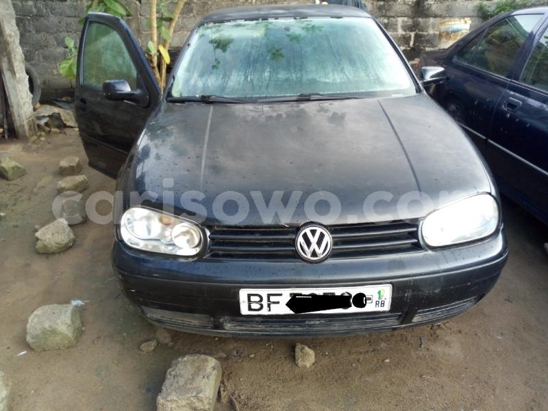 Big with watermark volkswagen golf benin cotonou 5847