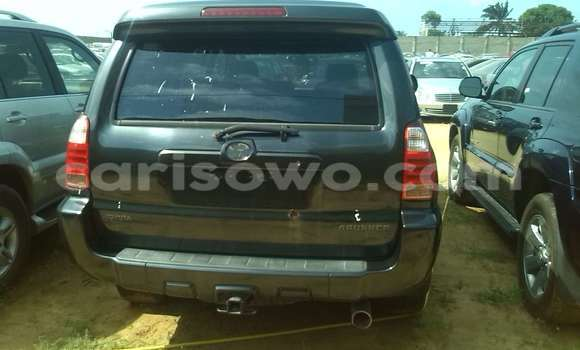Acheter Occasions Voiture Toyota 4Runner Noir à Porto Novo au Benin