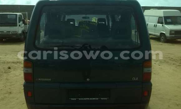Acheter Occasion Voiture Mitsubishi Space Wagon Bleu à Porto Novo au Benin