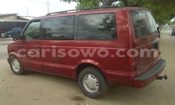 Acheter Occasion Voiture Chevrolet Caprice Rouge à Porto Novo, Benin