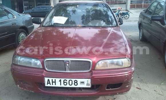 Acheter Occasion Voiture Rover 600 Rouge à Cotonou, Benin
