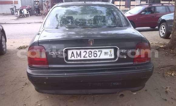 Acheter Occasions Voiture Rover 600 Noir à Cotonou au Benin