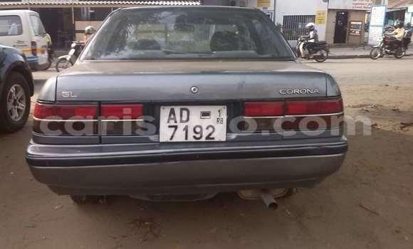 Acheter Occasion Voiture Toyota Corona Noir à Cotonou, Benin