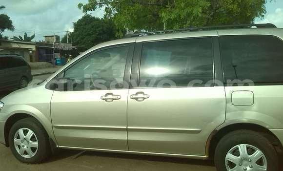 Acheter Occasion Voiture Mazda 626 Gris à Cotonou au Benin