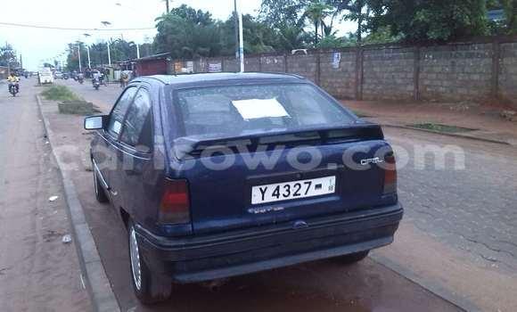 Acheter Occasion Voiture Opel Vectra Bleu à Abomey Calavi, Benin
