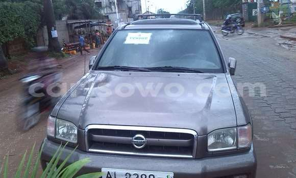 Acheter Occasion Voiture Nissan Pathfinder Marron à Abomey Calavi, Benin